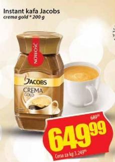 Kafa instant crema gold