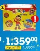 Igračka Noody koferče