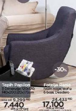 Fotelja Rania