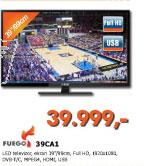 LED Televizor 39CA1