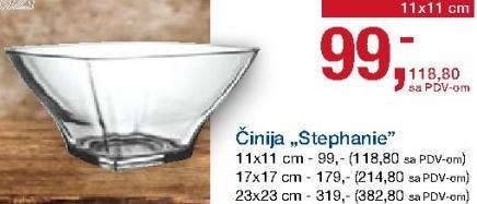 Činija Stephanie 11x11cm