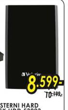 Eksterni Hard Disk  HDD 53023, VERBATIM