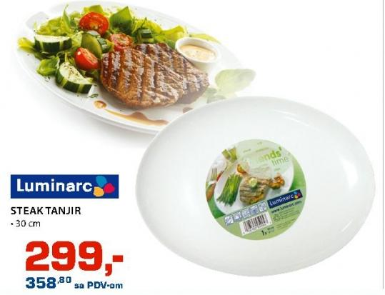 Steak tanjir