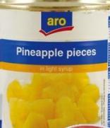 Ananas komadići