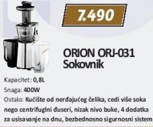 Sokovnik Orj-031 Orion