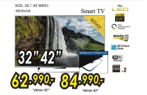SMART LED TV KDL42W651 BRAVIA