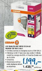 Led sijalica OSRAM  SST MR16  35 24 AD 5W/830 12V GU5 3 BLI3