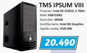 Računar Tms Ipsum VIII