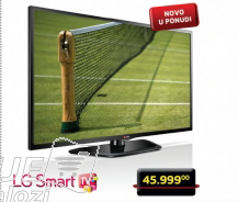 "LED SMART TV 32"" 32LN570R HD Ready"