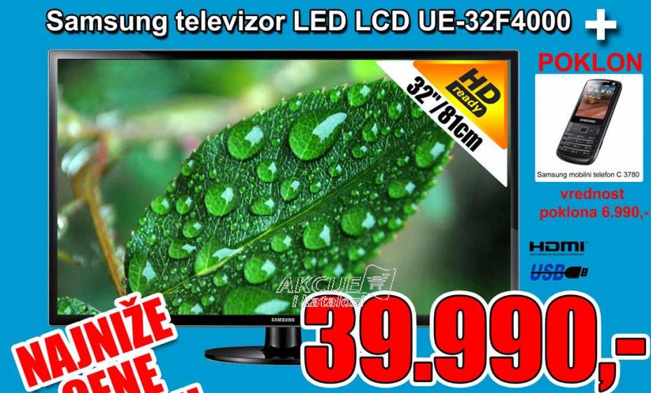 LED Televizor UE-32F4000