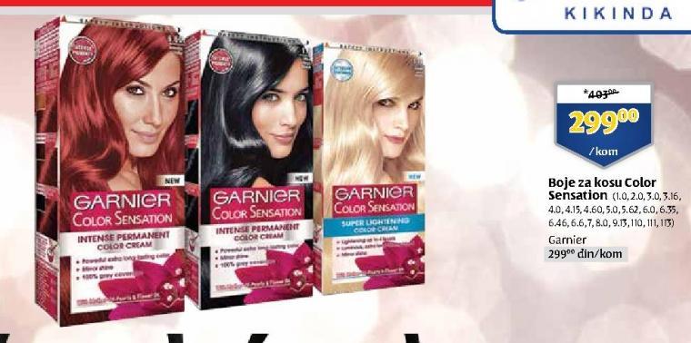 Farba za kosu Color Sensation