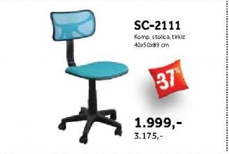 Kompjuter stolica SC-2111
