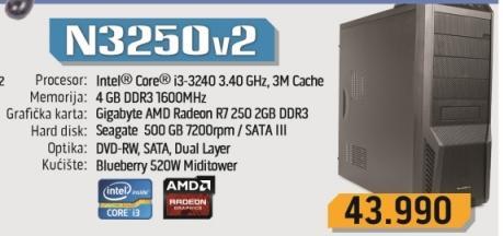Desktop računar N3250v2