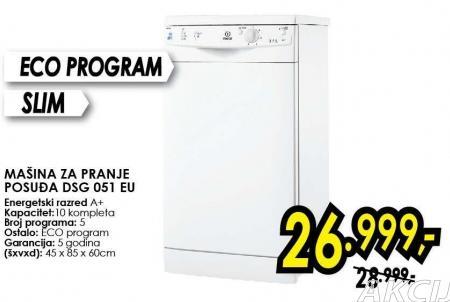 Mašina za pranje posuđa Dsg 051 Eu