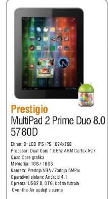 MultiPad 2 Prime Duo 8.0 (5780D)