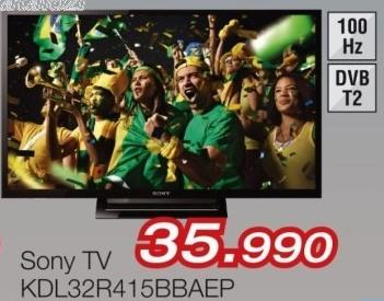 "Televizor LED 32"" Kdl32r415bbaep"