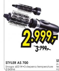 Styler AS700