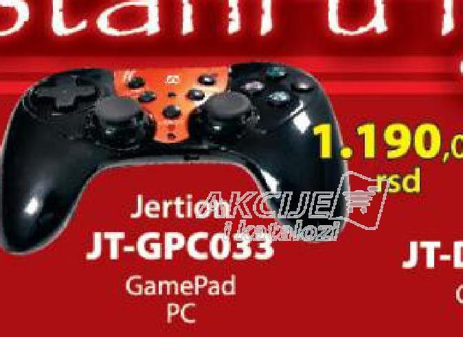 Gamepad JT-GPC033