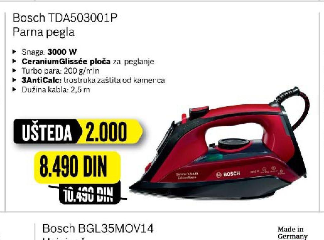 Pegla TDA 503001 P