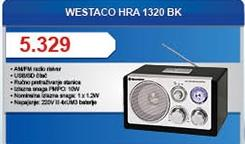 Radio tranzistor HRA-1320BK