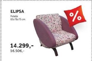 Fotelja ELIPSA