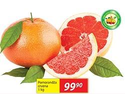 Pomorandža crvena