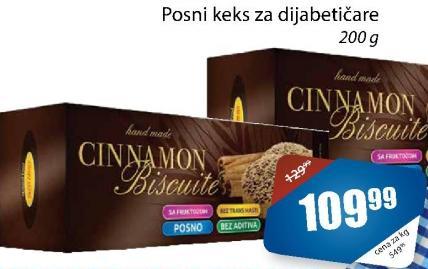 Keks Cinnamon