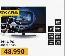 """Televizor LED 40"""" 40PFL3088H/12 Full"""
