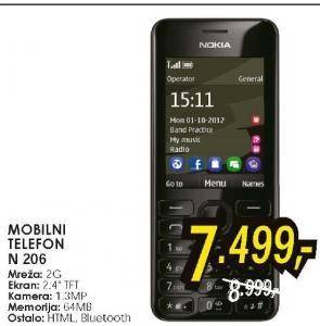 Mobilni telefon N 206