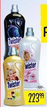Omekšivač za veš Twister