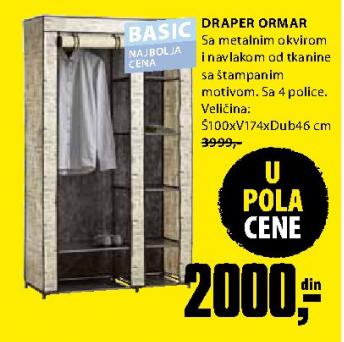 Ormar Draper