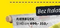 Plastificirani stolnjak Fjerbusk