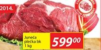 Juneća plećka b/k