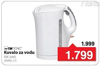 Kuvalo za vodu Wx 3445