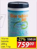 Hlorne tablete