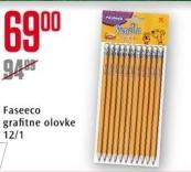 Grafitna olovka