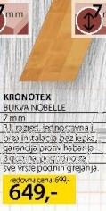 Laminat Kronotex Bukva Nobelle