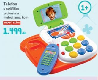 Igračka telefon