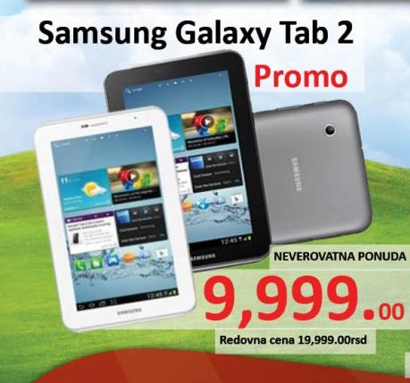 Tablet PC Tab 2 GT-P3110