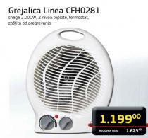 Grajalica LINEA CFH0281