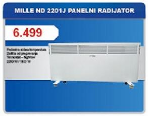 Panelni radijator Mille