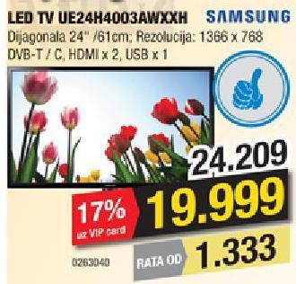 Televizor LED 24