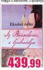 Knjiga Iz Barselone,s ljubavlju