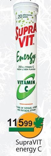 Šumeće tablete vitamin C