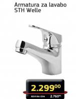 Armatura za lavabo STH Welle