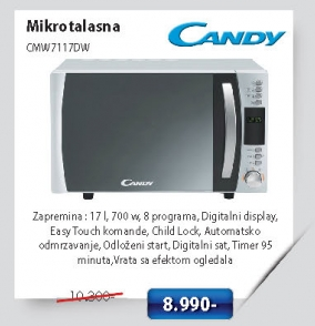 Mikrotalasna CMW7117DW