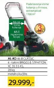 Motorna kosačica AL-KO 46 B Classic