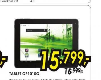 Tablet QP1010Q