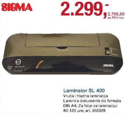 Laminator Sl 400