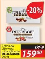 Čokolada Delicadore